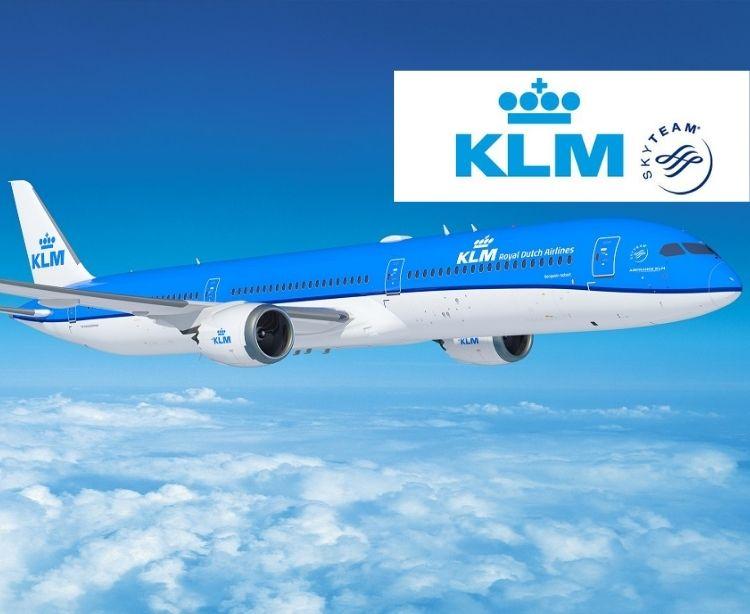 KLM Royal Dutch Airlines Dreamliner