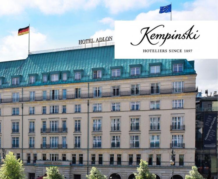 Kempinski Hotel Adlon Berlin
