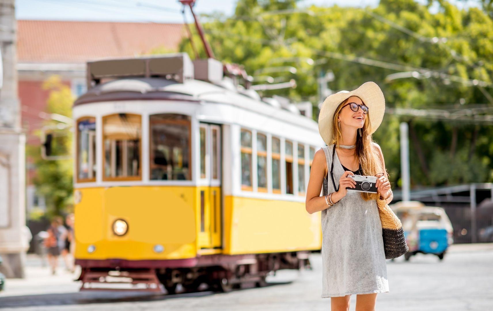 Allein Reisen - Portugal