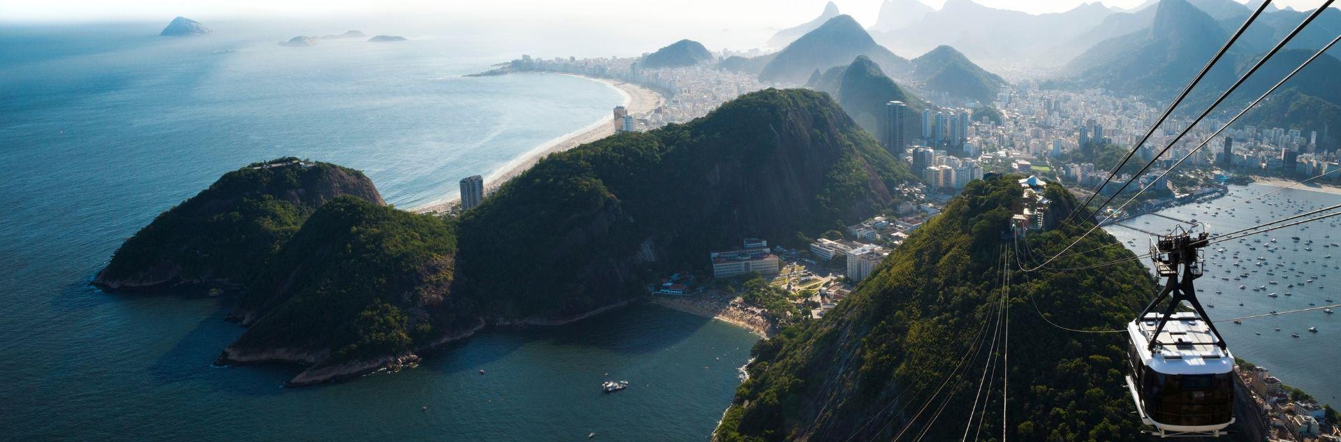 Reiseziel Südamerika - Rio de Janeiro, Brasilien