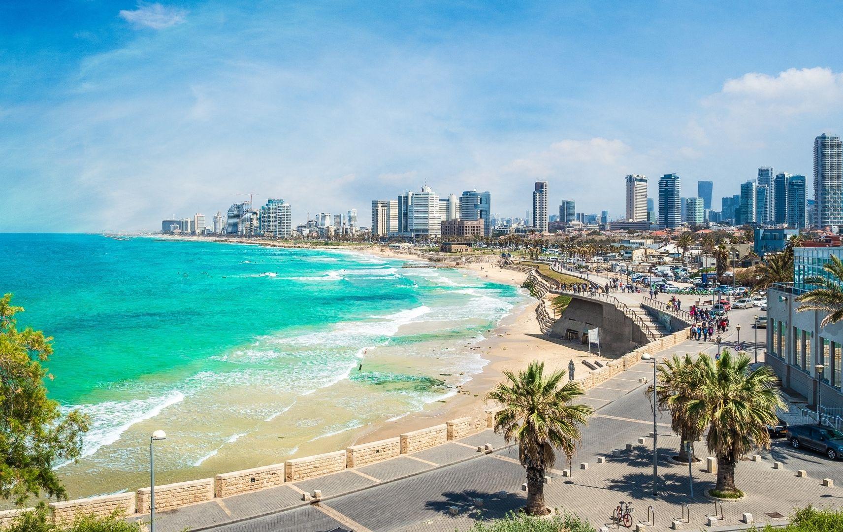 Tel Aviv Küste