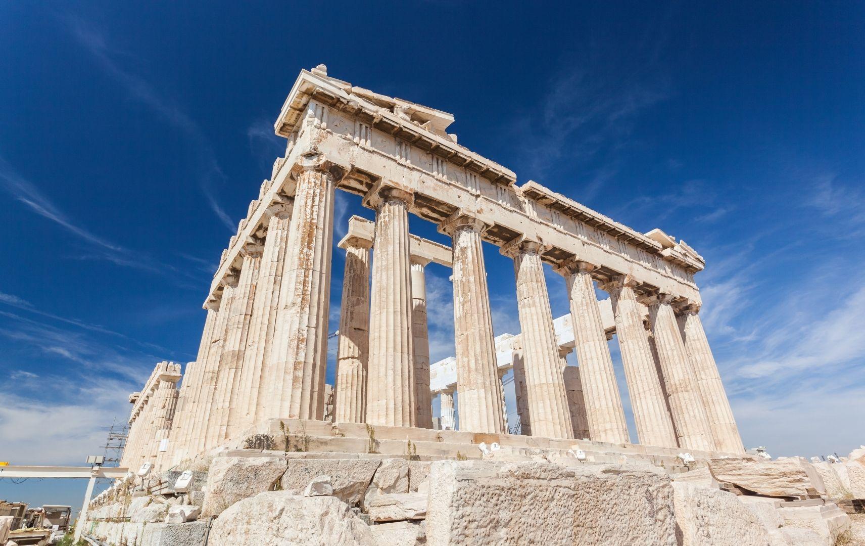 Reiseziel - Griechenland, Parthenon Athen