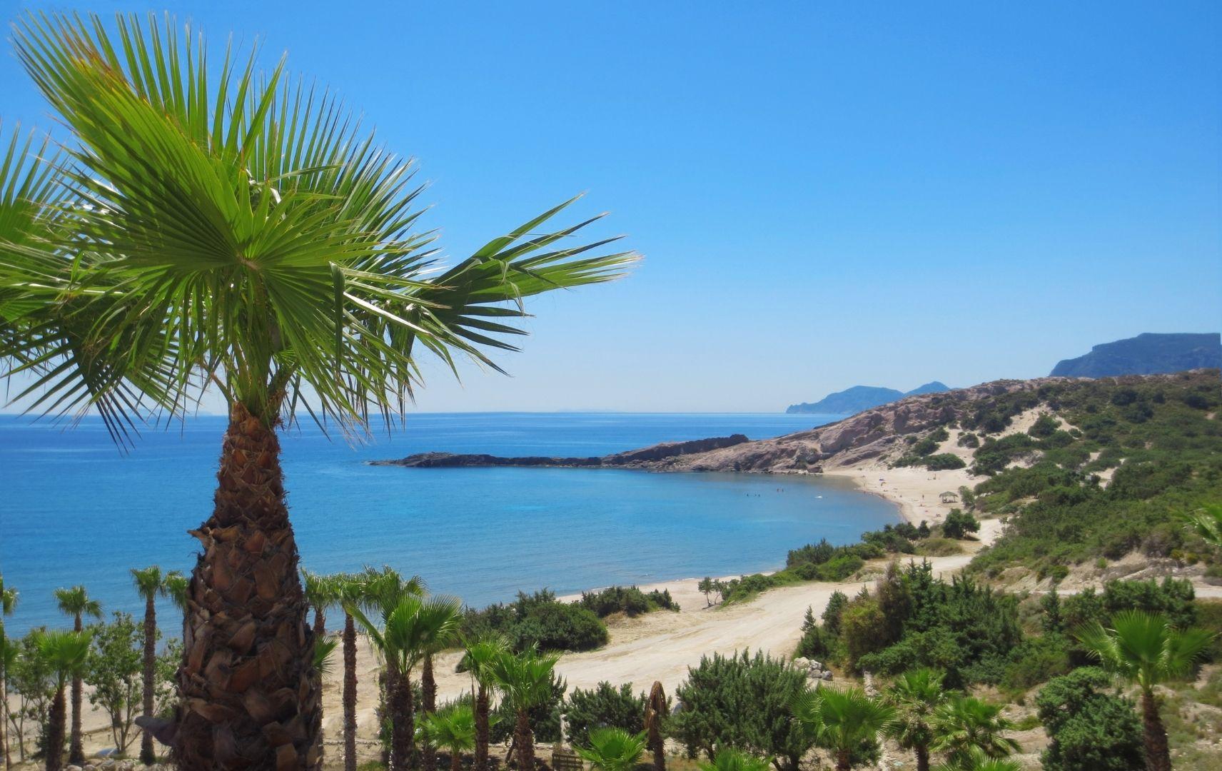 Reiseziel Kos - Paradise Beach