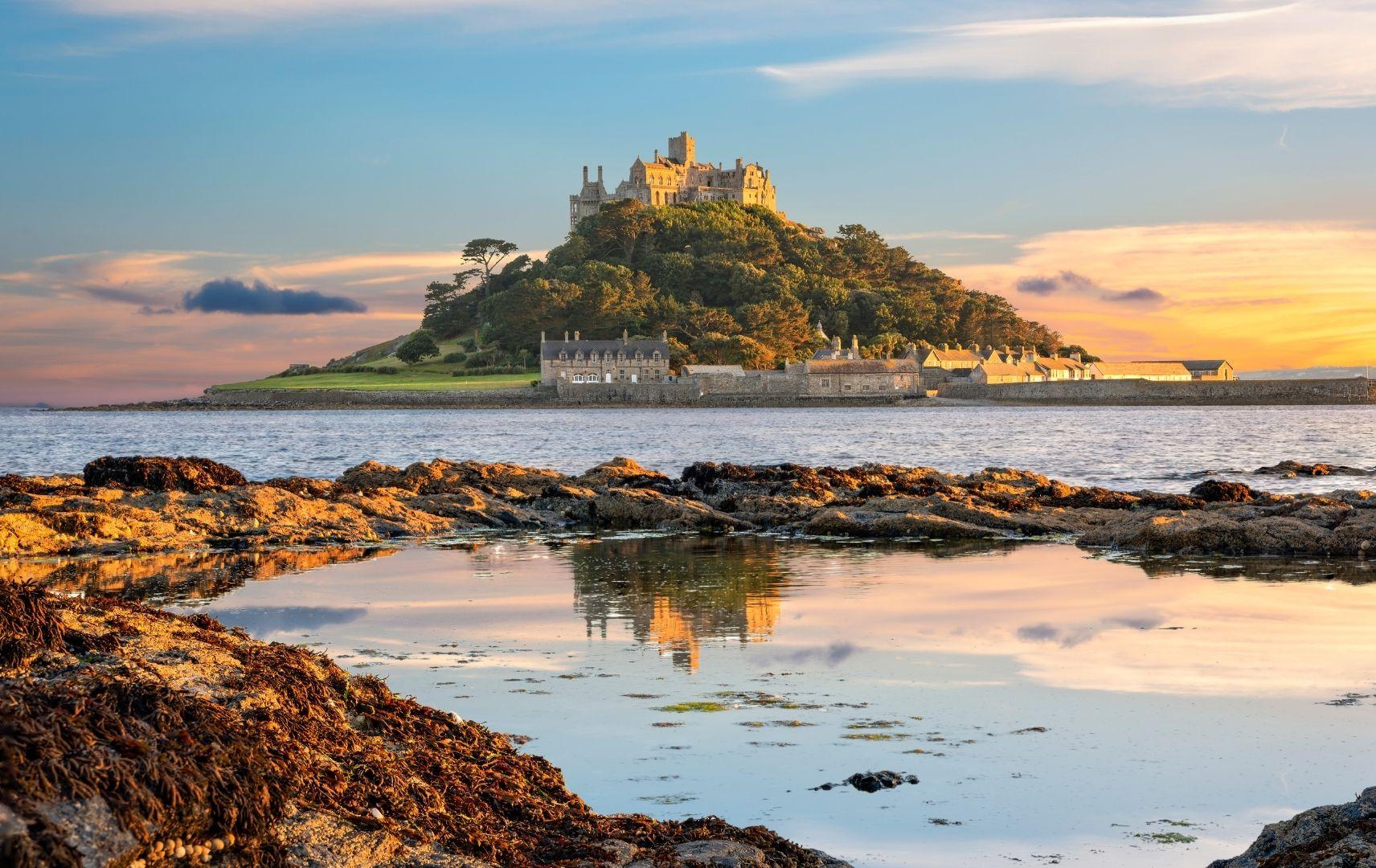 Reiseziel England - Cornwall