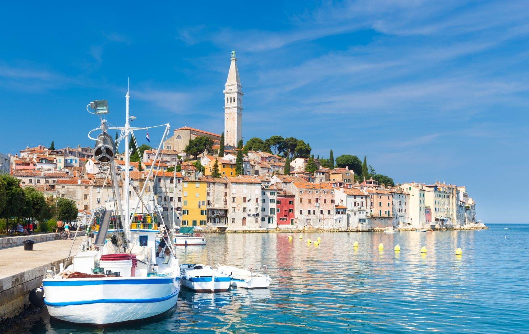 Reiseziel Kroatien - Istrien