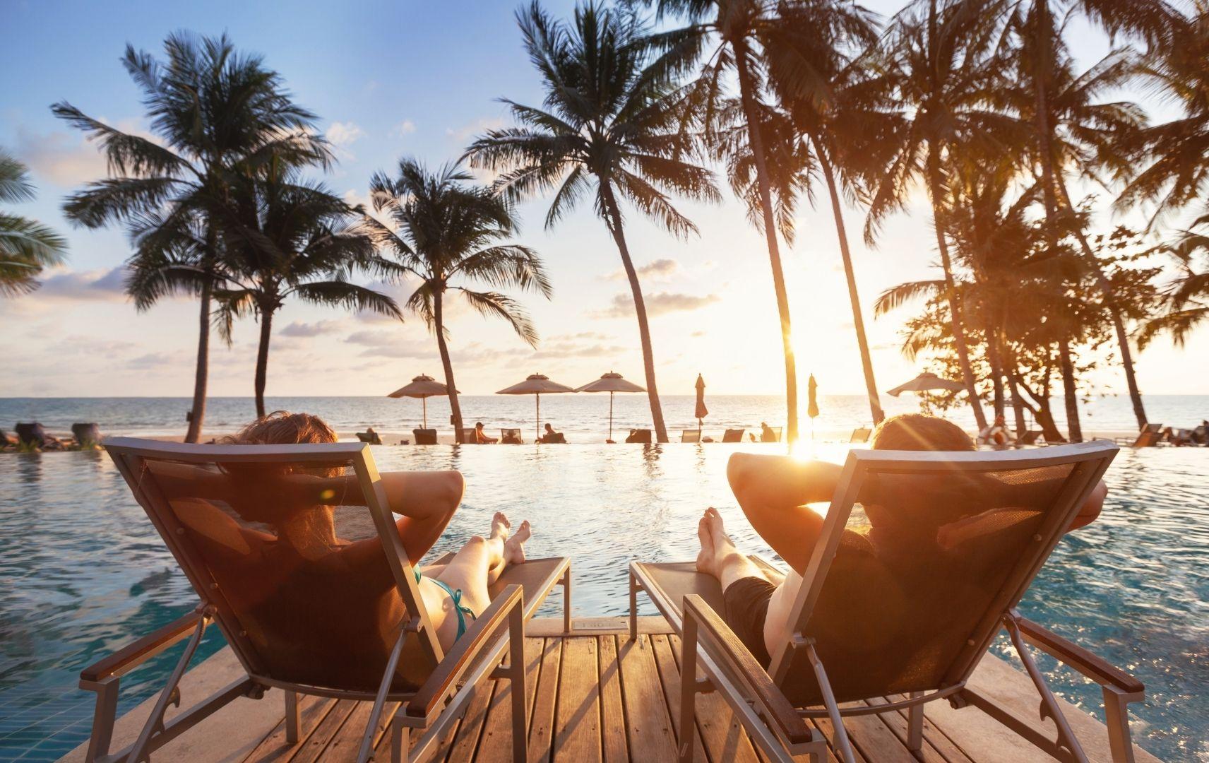 Fernreise Asien - Thailand am Meer