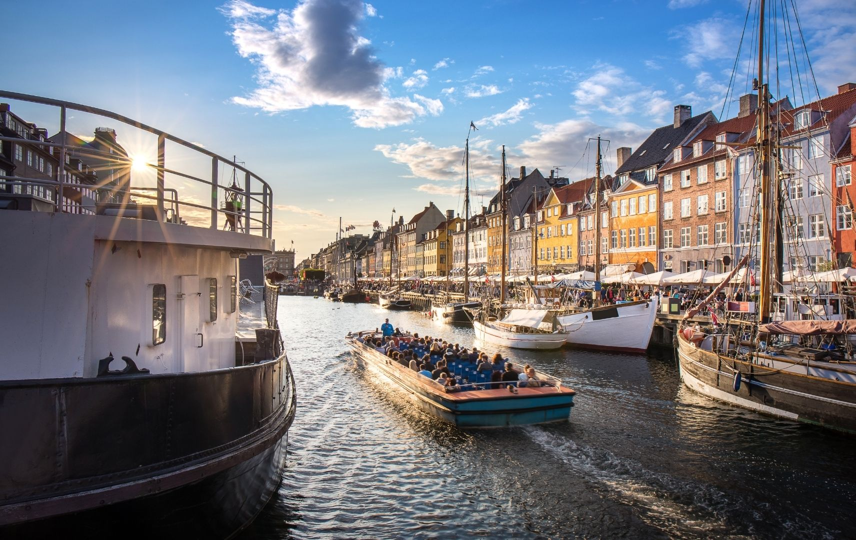 Reiseziel - Kopenhagen