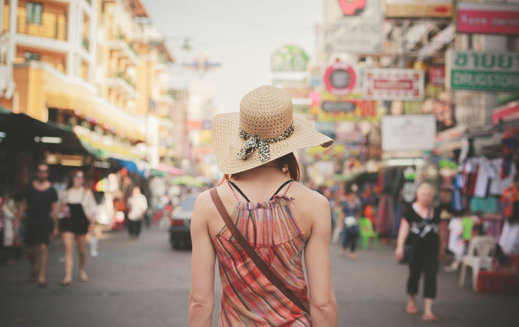 Fernreise Asien - Bangkok City