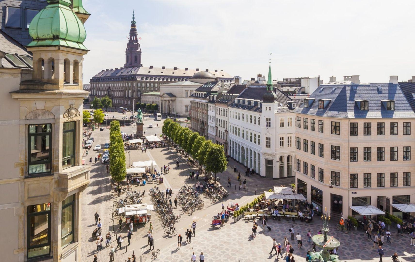 Reiseziel - Kopenhagen Innenstadt
