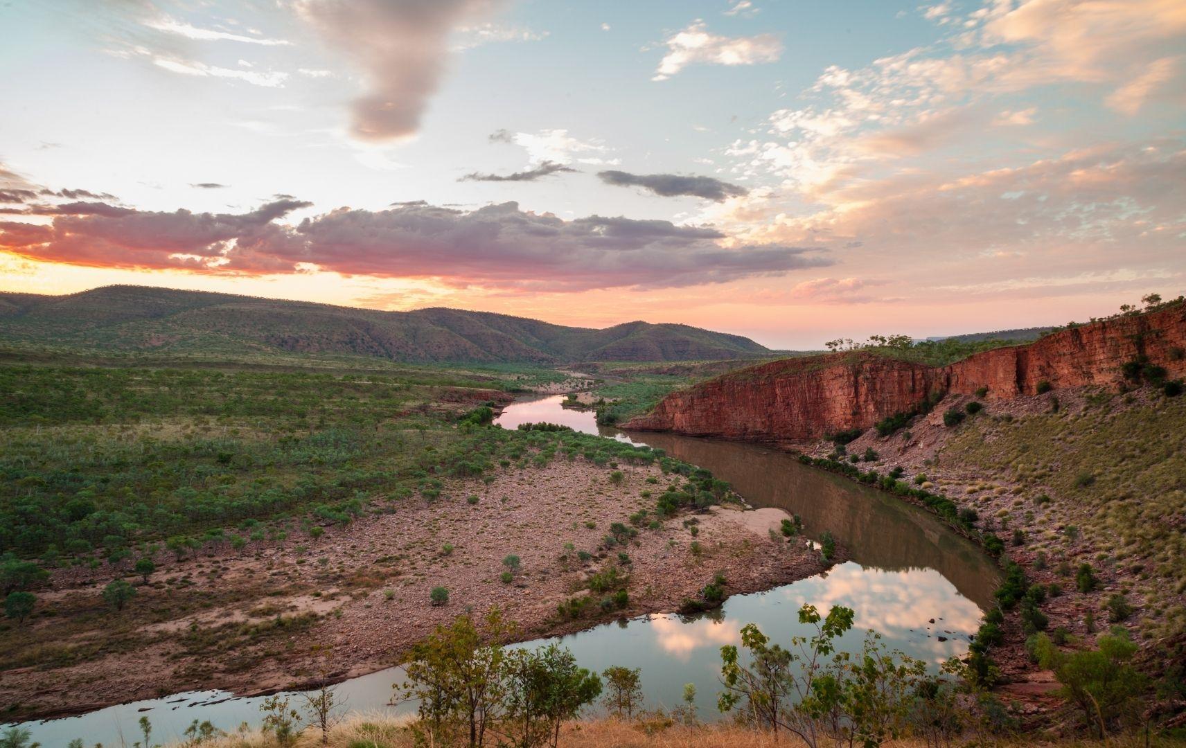 Fernreise Australien - Kimberley Landschaft