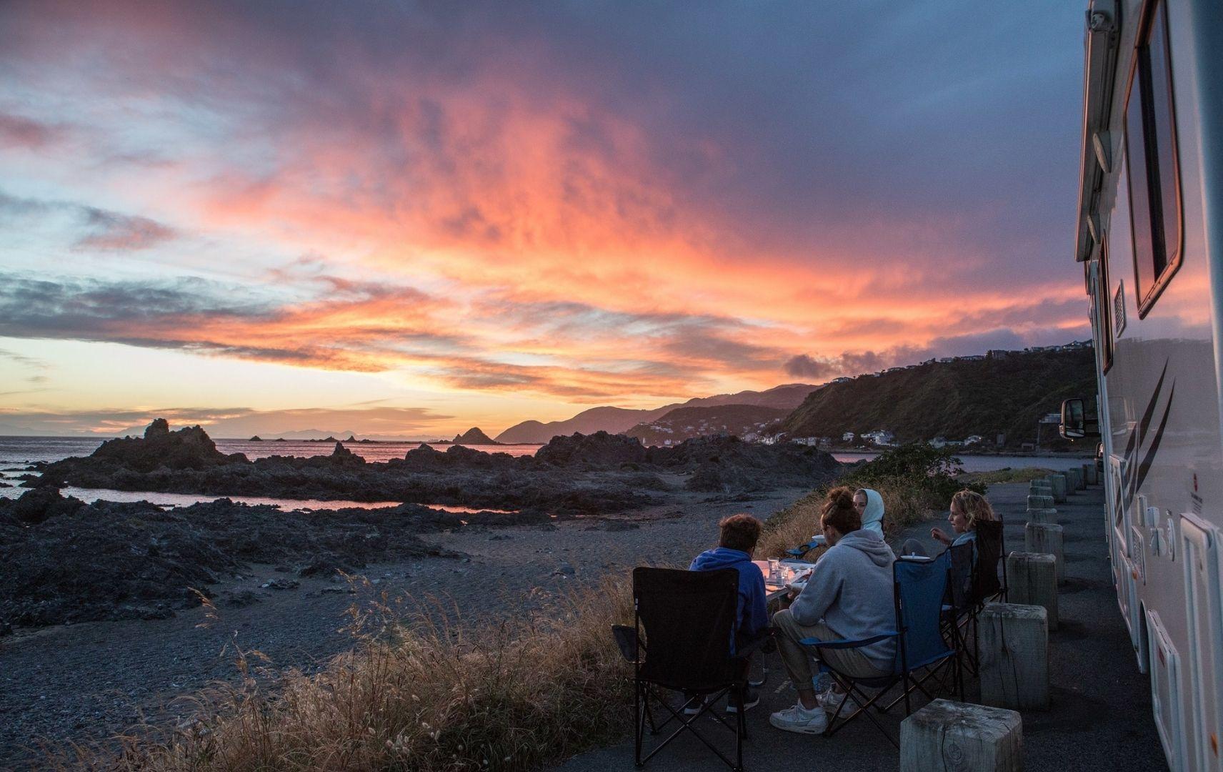 Fernreise Australien - Neuseeland Camping