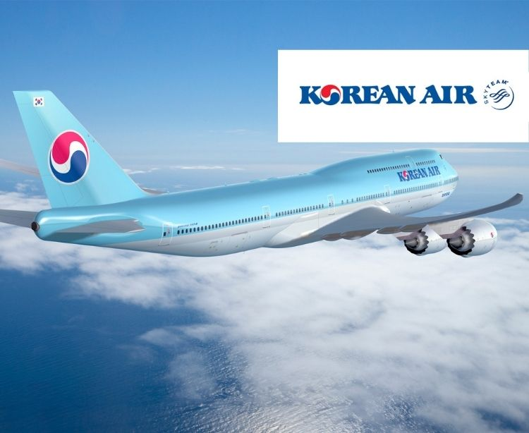 Korean Air Boing 747-8