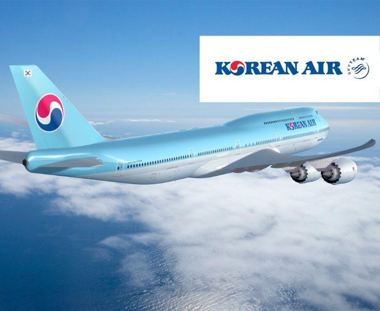 Korean Air Boing 747-8
