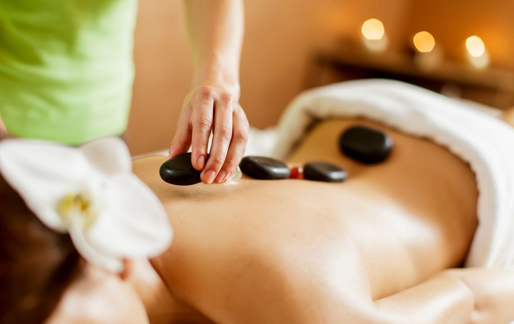 Kreuzfahrt - Hot Stone Massage