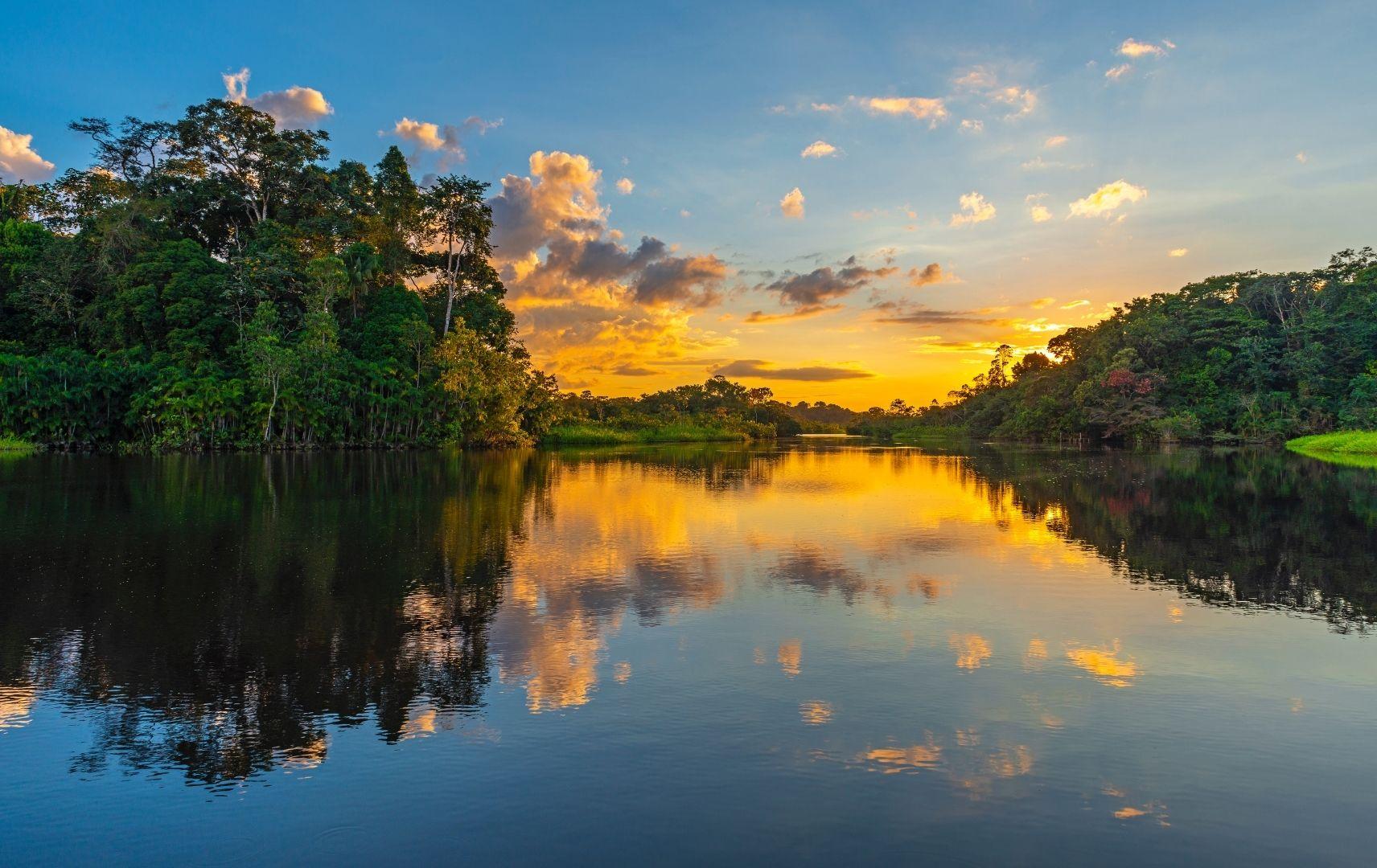 Kreuzfahrt top ten - Amazonas, Südamerika