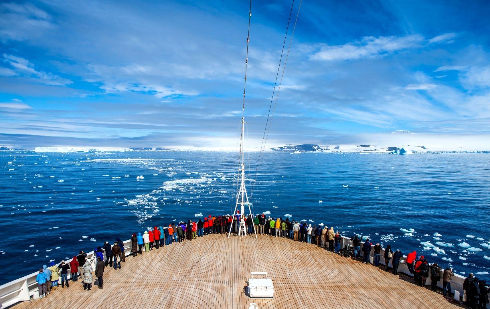 Kreuzfahrt top ten - Antarktis