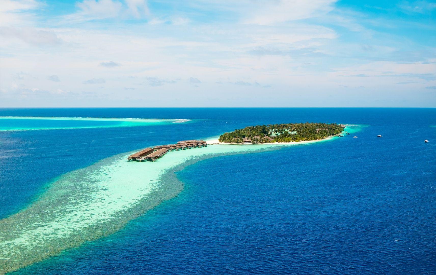 Kreuzfahrt top ten - Indischer Ozean, Insel