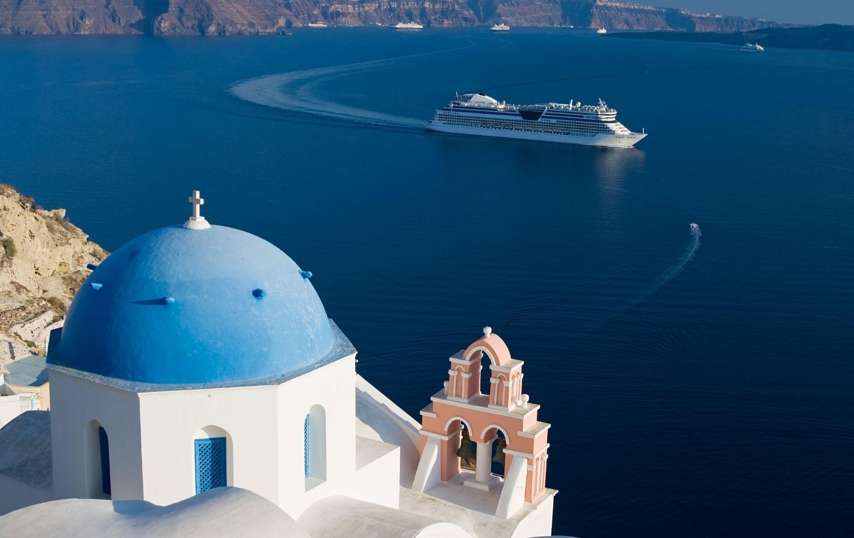 Kreuzfahrt top ten - Mittelmeer, Griechenland