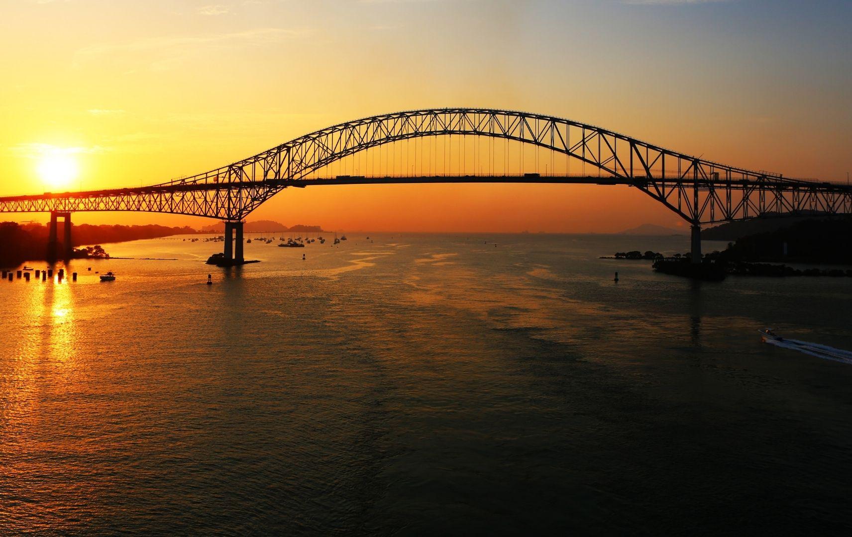 Kreuzfahrt top ten - Panamakanal