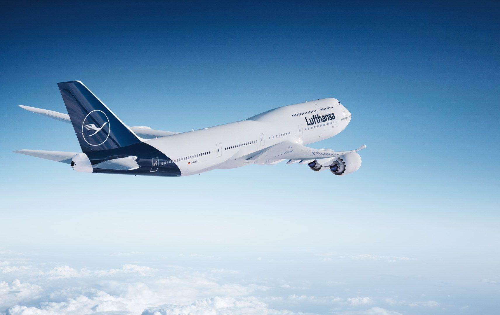 Deutsche Lufthansa Flugzeug