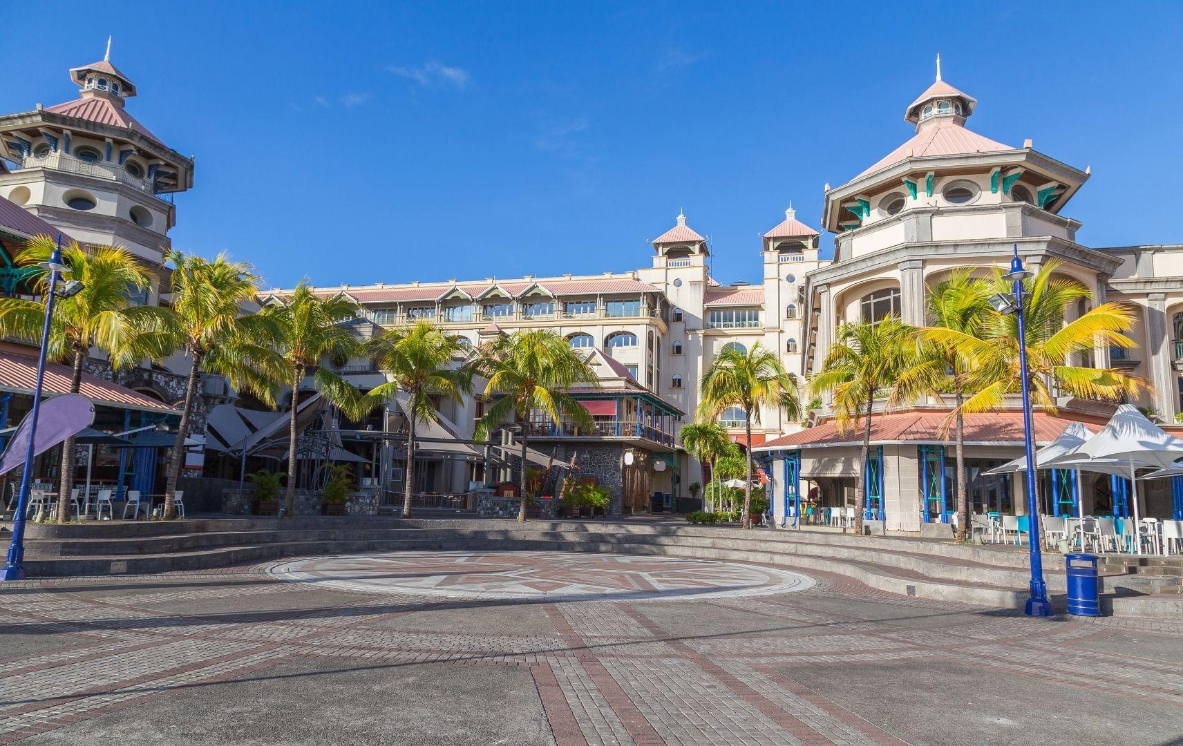 Stadt in Mauritius