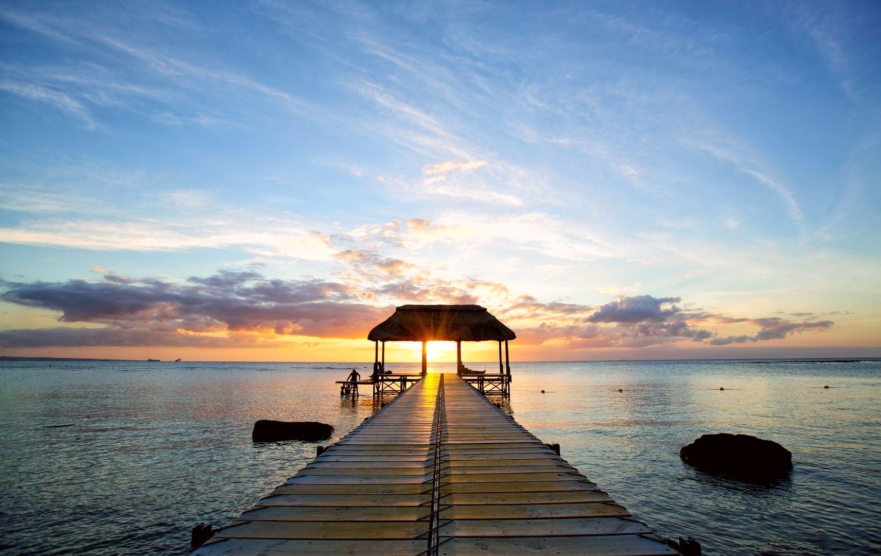 Mauritius Golden Hour