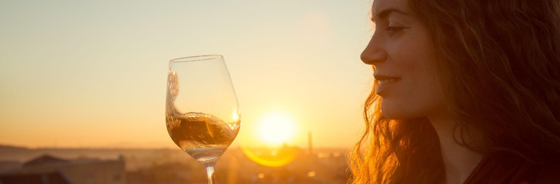 Wein im Urlaub genießen