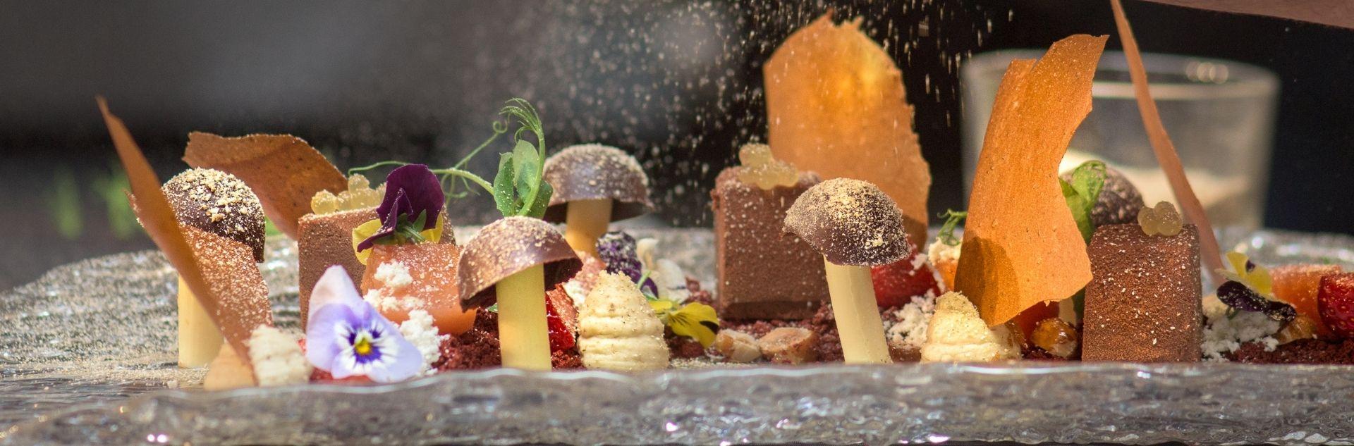 Süße Spezialitäten aus Europa