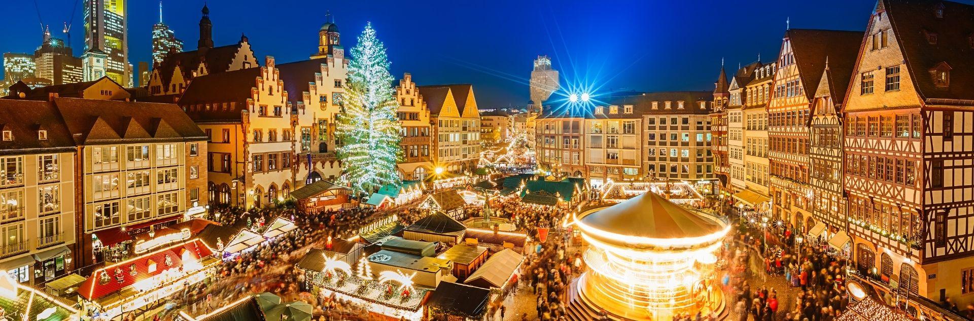 Frankfurt Römer, Weihnachtsmarkt
