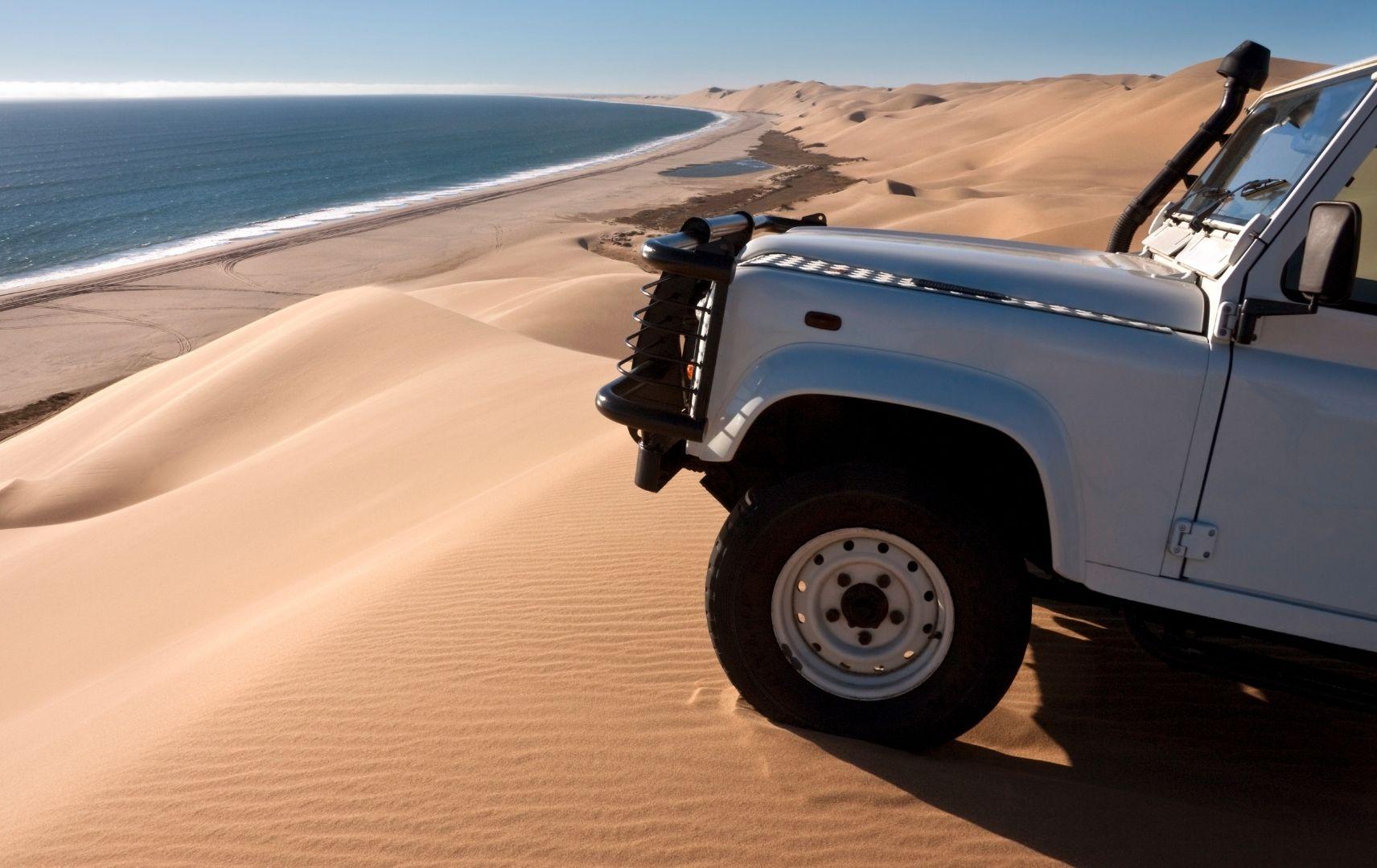 Ranger Tour in Namibia Wüste und Küste