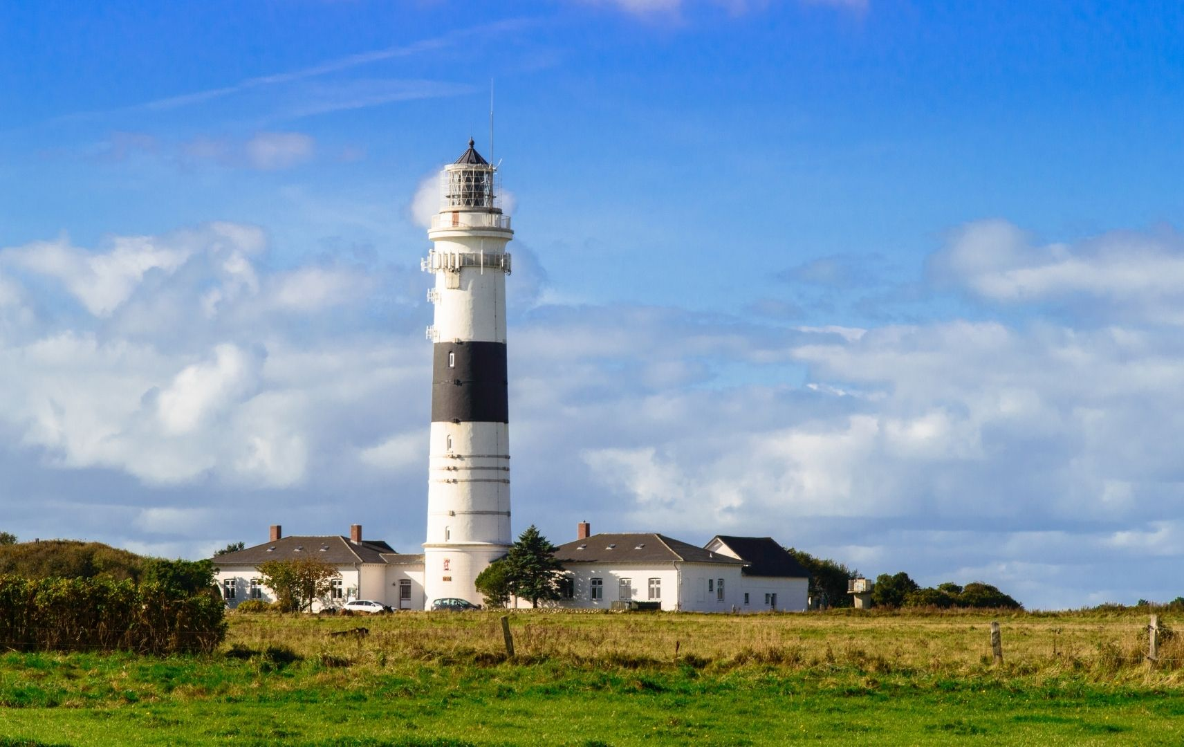 Nordsee - Kampen Leuchtturm