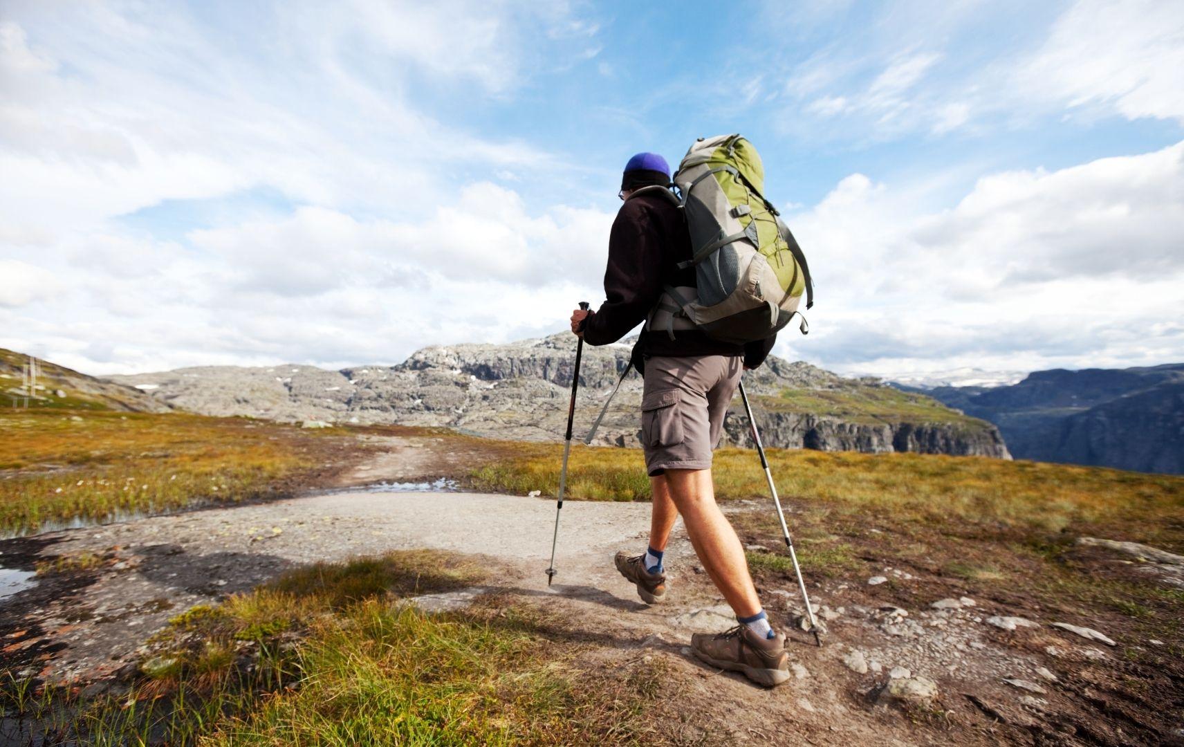 Norwegen - Wandertour