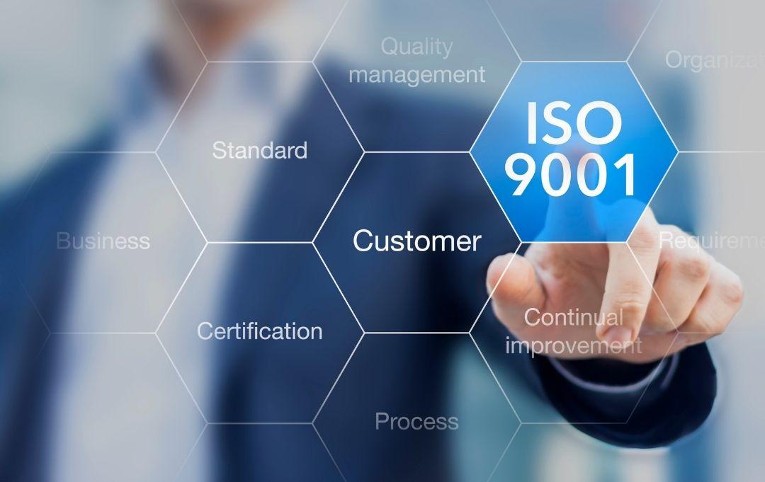 Qualität DIN ISO 9001