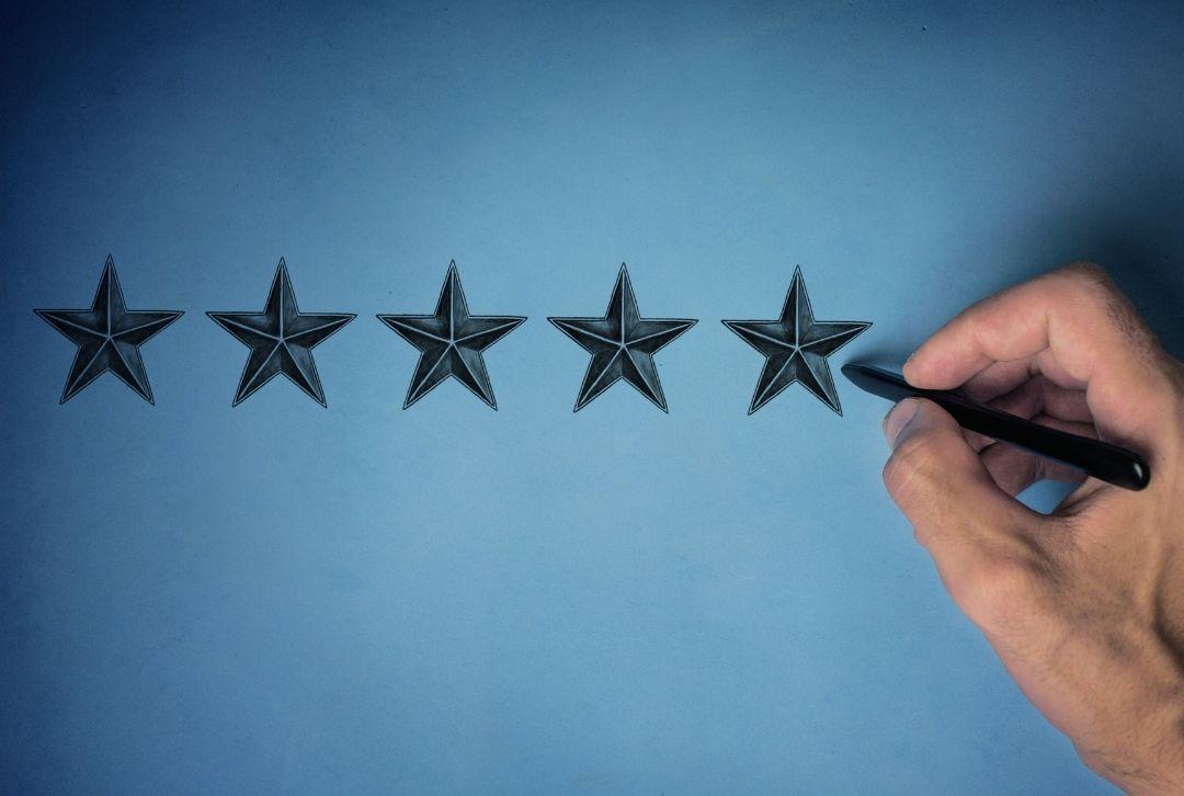 5-Sterne-Qualität