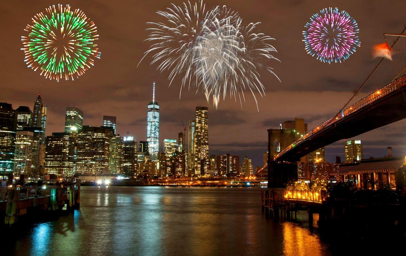 Silvesterurlaub - New York
