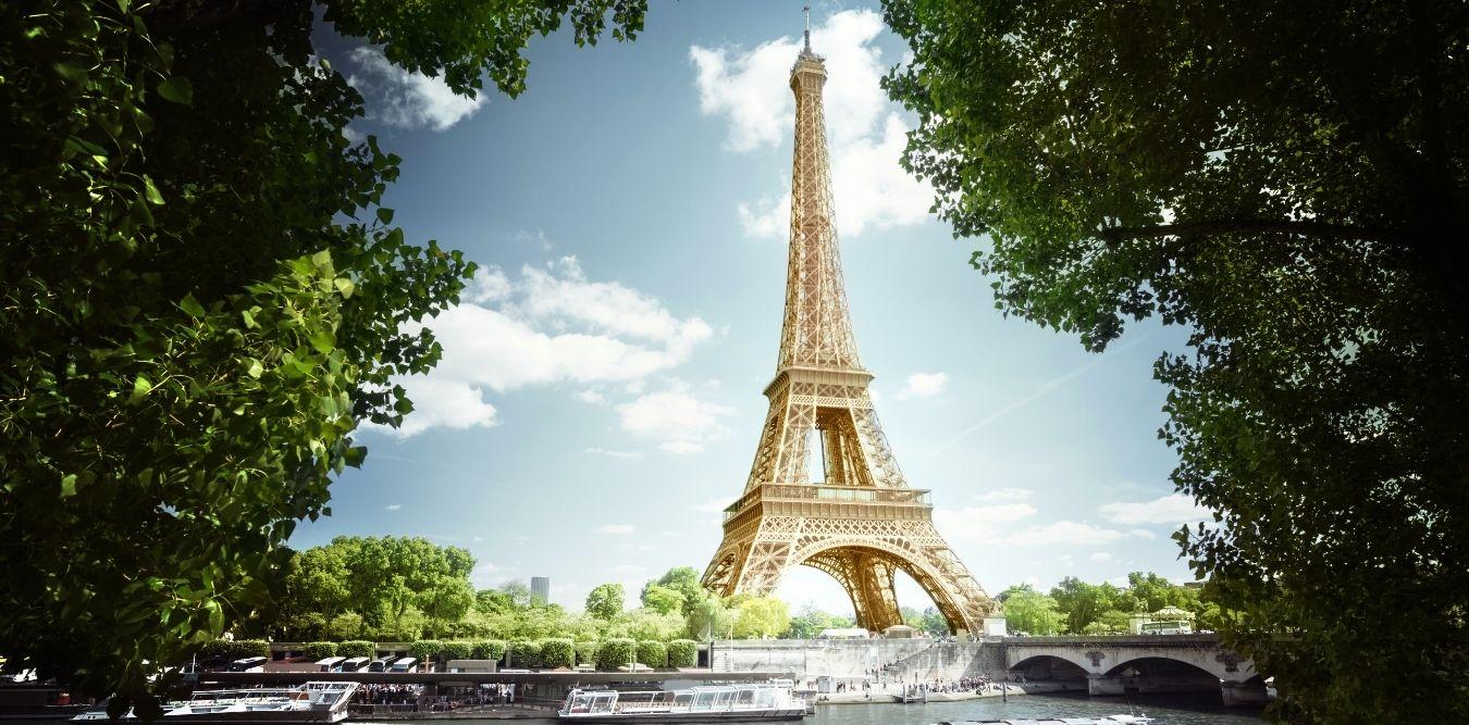 Europareise - Frankreich, Paris