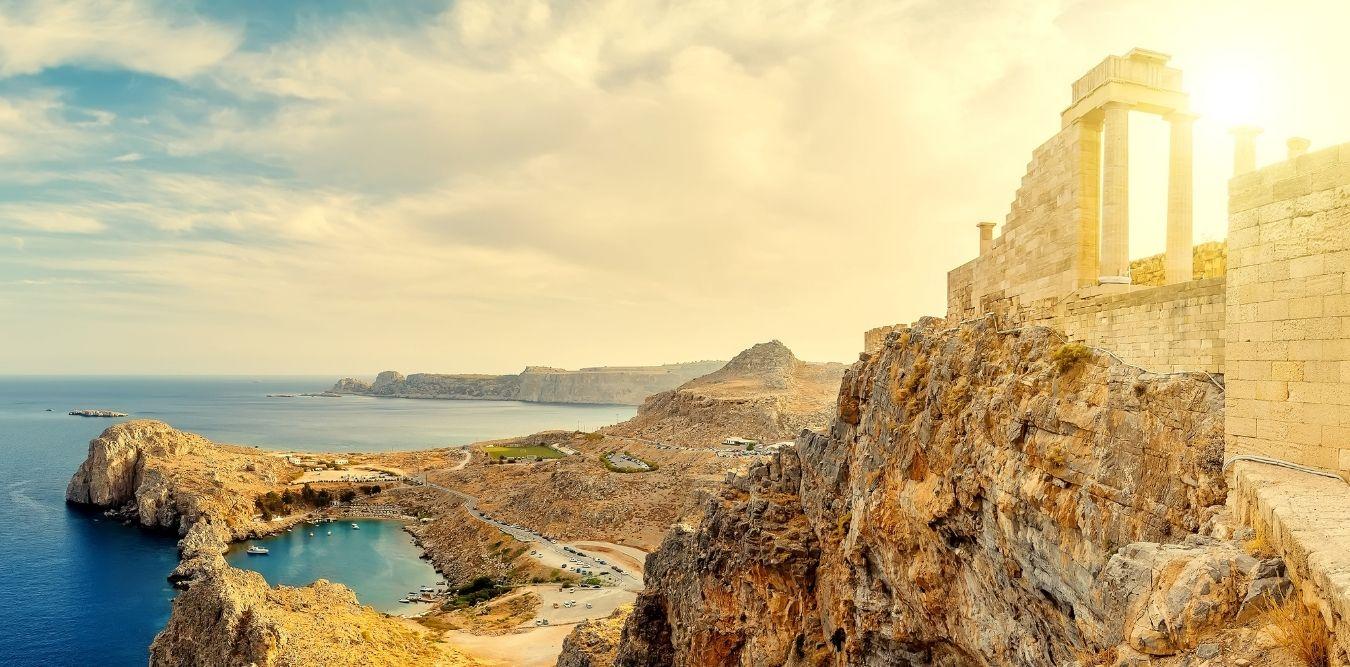 Griechische Inseln - Rhodos