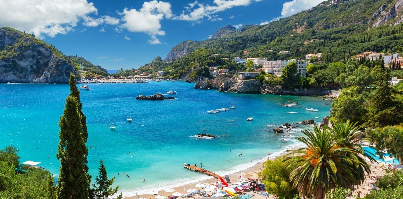 Griechische Inseln - Korfu