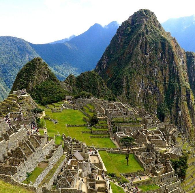 Rundreise - Südamerika