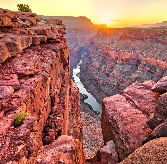 Rundreise - Nordamerika, Grand Canyon