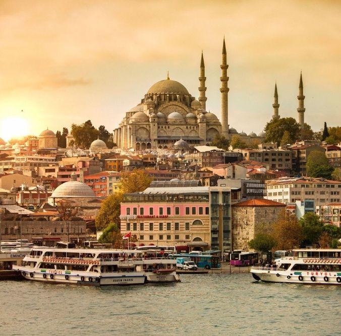 Europareise - Türkei, Istanbul