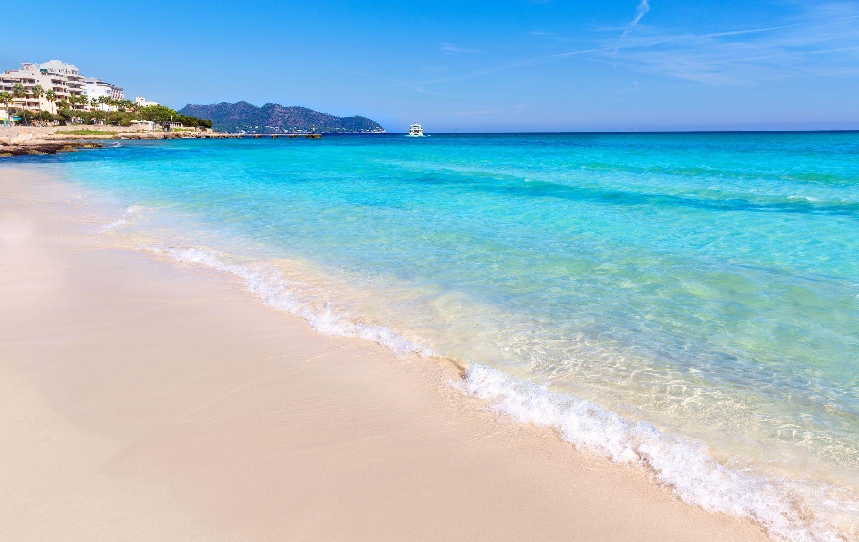 Mallorca - Cala Millor Beach