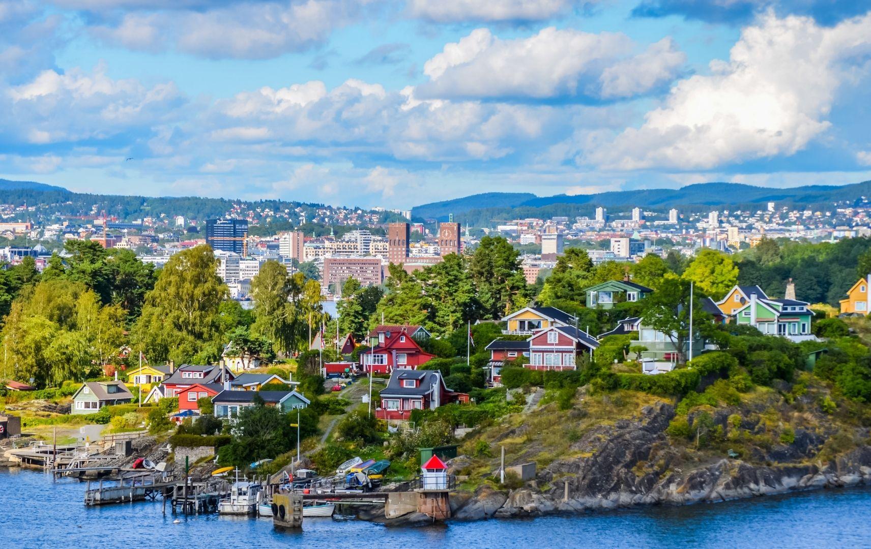 Norwegen - Oslo