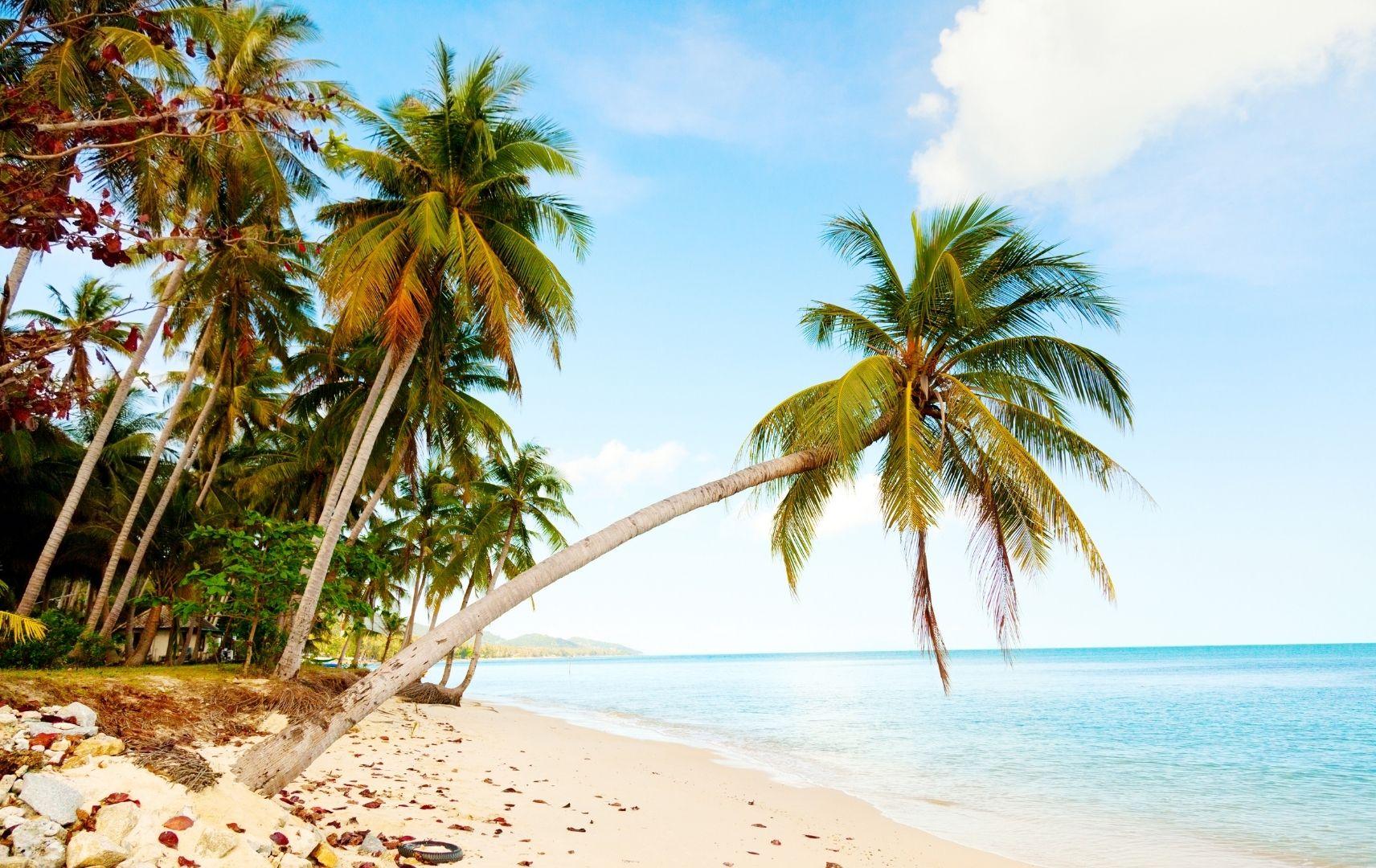 Thailand - Koh Samui Strand