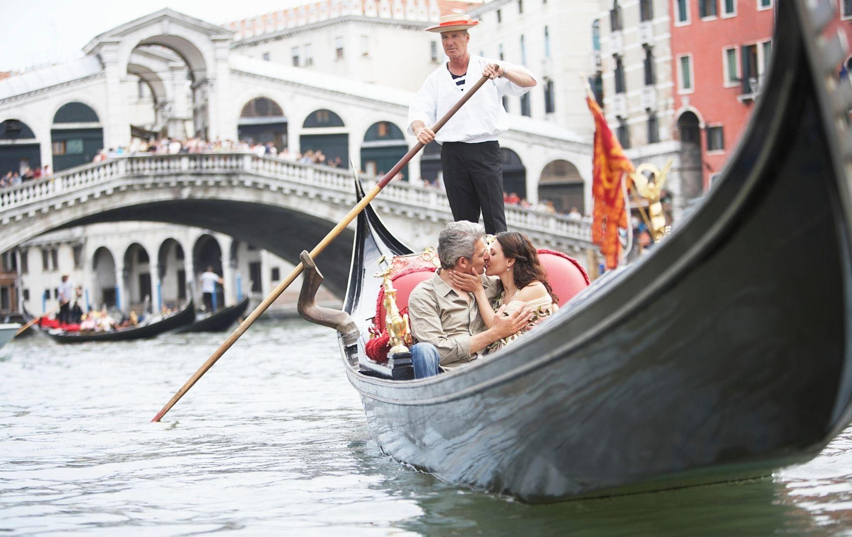 Valentinstag Reise - Venedig Paar