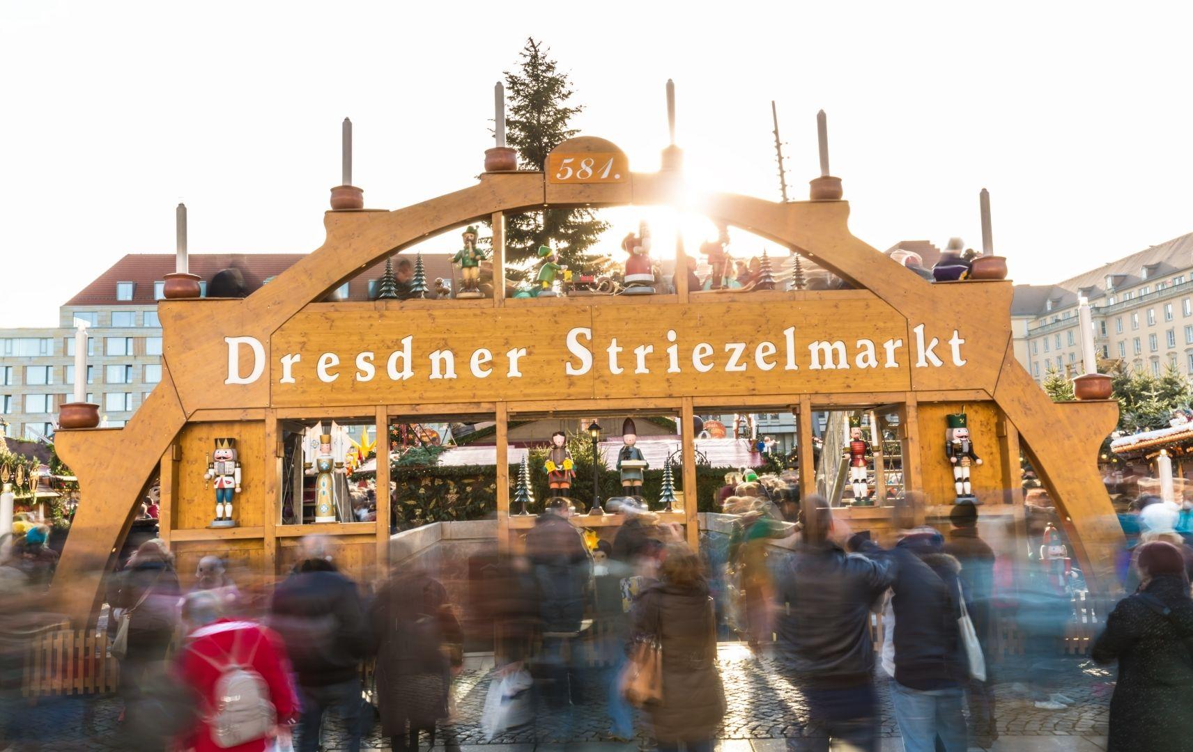 Weihnachten - Dresden Striezelmarkt