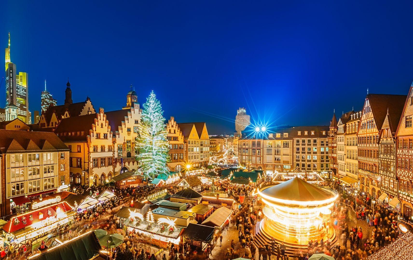 Weihnachten - Frankrufter Weihnachtsmarkt