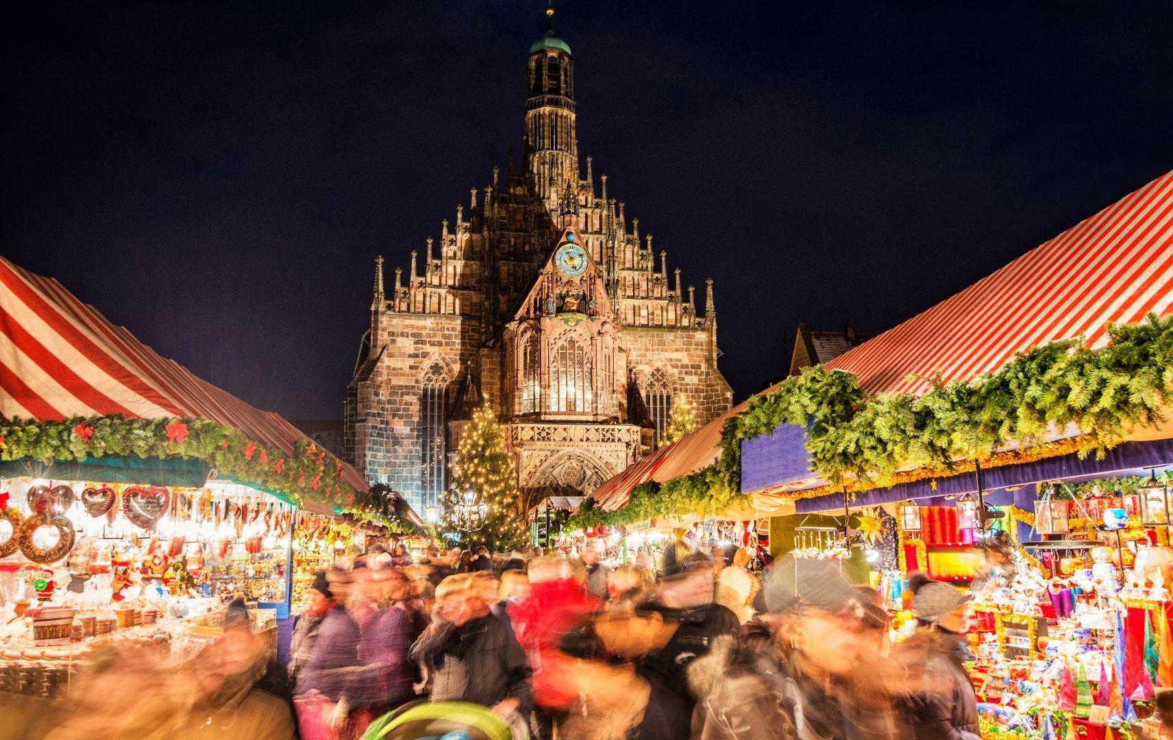 Weihnachten - Nürnberger Christkindlesmarkt
