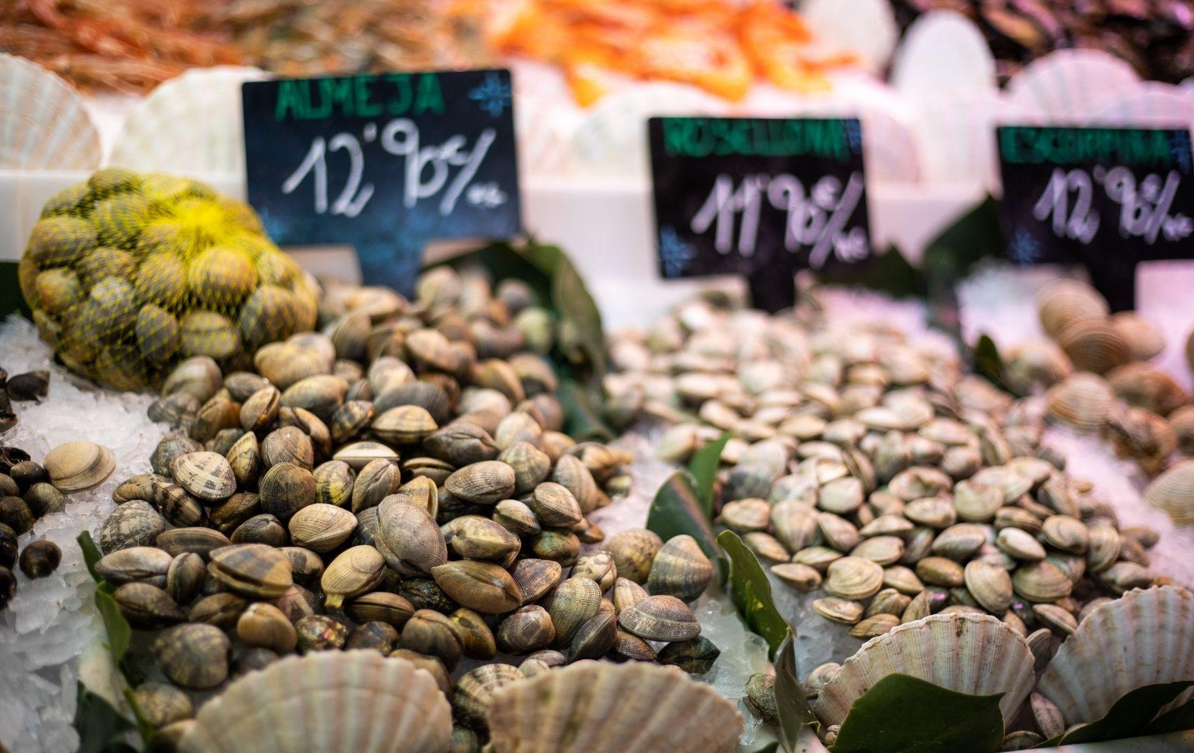 Mercat de la Boqueria, Barcelona