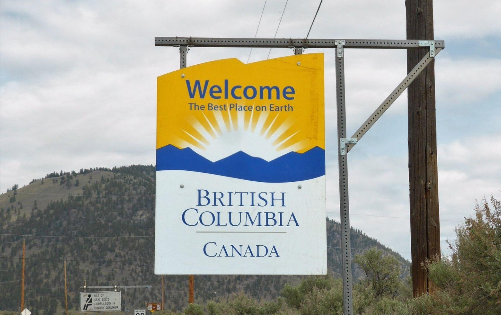 British Columbia Reisebericht